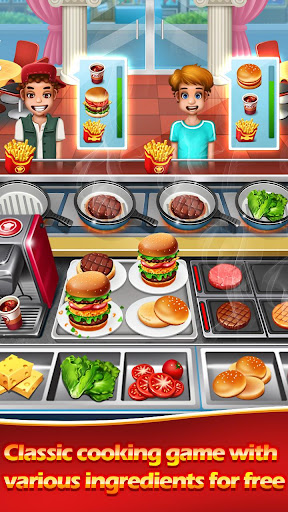 Cooking Town - Craze Chef's restaurant games 11.8.5002 screenshots 2