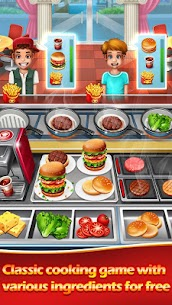 Top Cooking Chef MOD Apk 11.1.3977 (Unlimited Money) 2