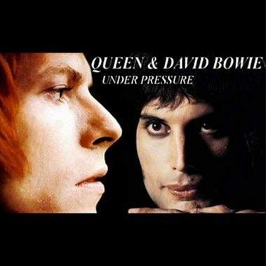 Queen y David Bowie