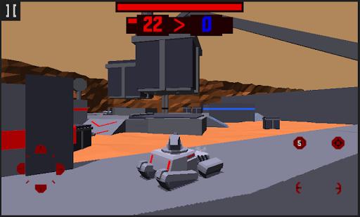 Cyberspace Tanks 3D