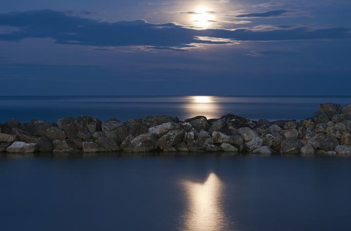 Paesaggio Lunare di ilciclonelatino