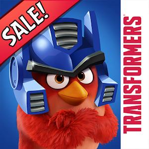 ANGRY BIRDS TRANSFORMERS V1.17.6 MOD APK