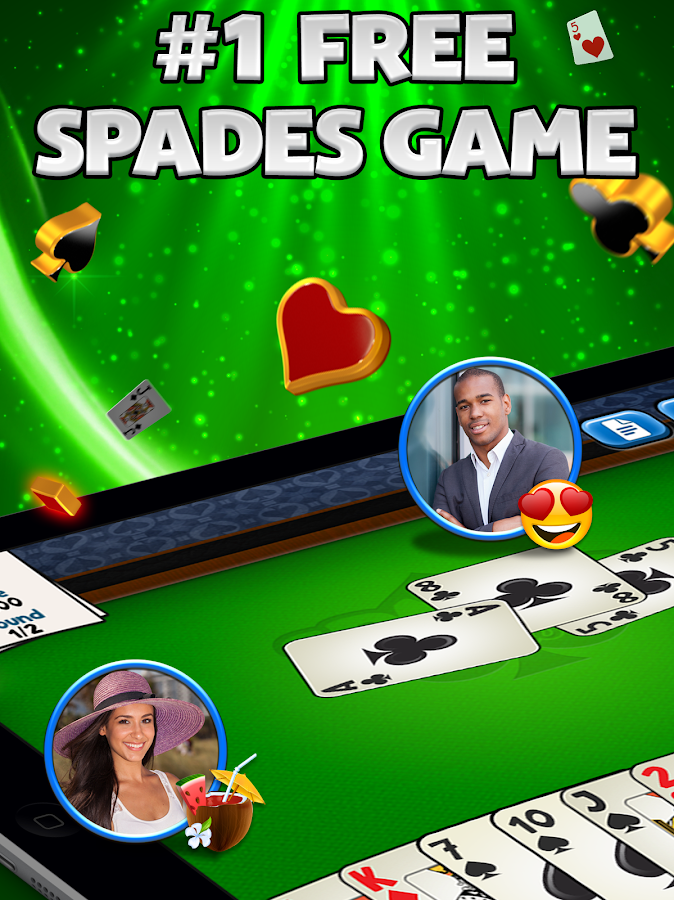 Spades Plus- screenshot