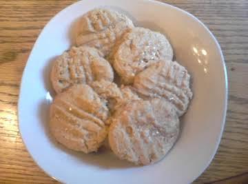 Maple Peanut yummies