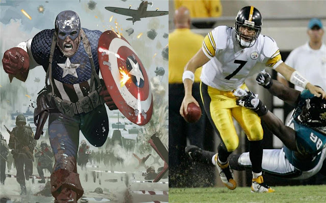 Ben Roethlisberger Themes & New Tab