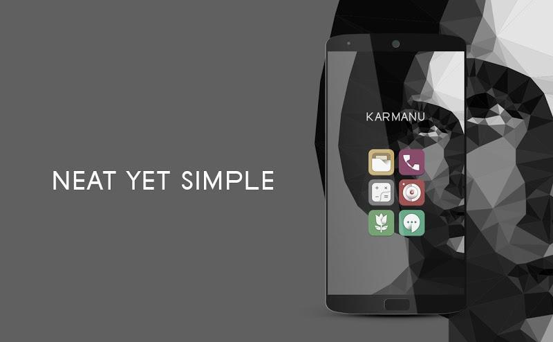 Karmanu Icon Pack Screenshot 1