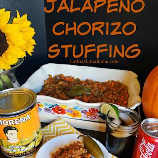 JALAPENO CHORIZO STUFFING