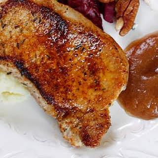 Asian Inspired Keto Pork Chops.