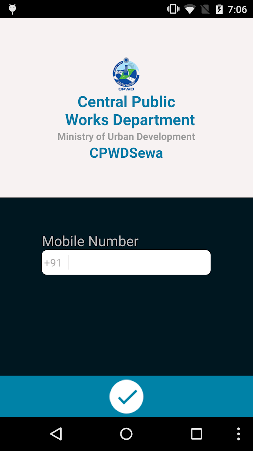 CPWDSewa Residents- screenshot