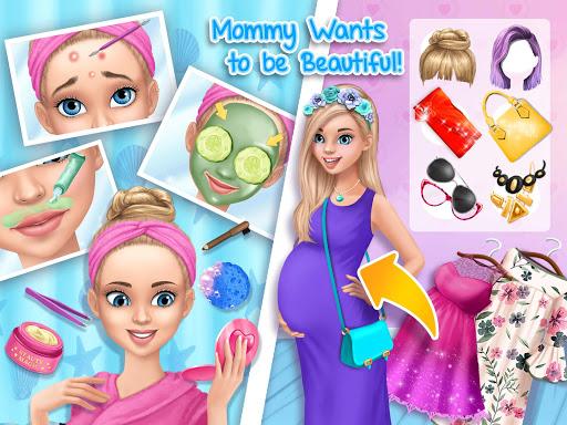 Sweet Baby Girl Newborn 2 - Little Sister's Care