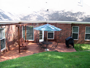 Photo: The back of the house from the yard