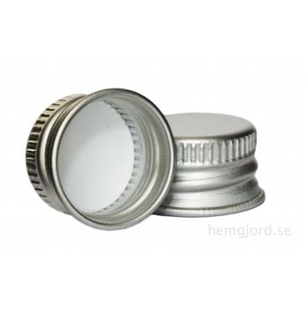 Aluminiumkapsyl - 18 mm