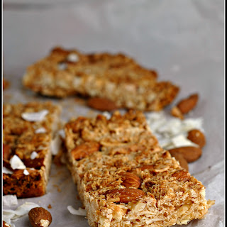 Coconut-Almond Bars