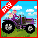 Hill Tractor Truck Racer Adventure icon