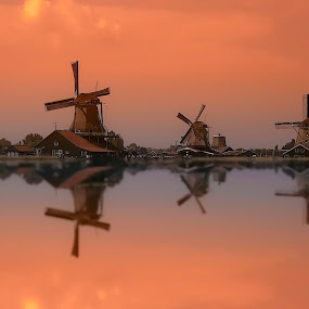 amsterdam by Christian Heitz - City,  Street & Park  Vistas