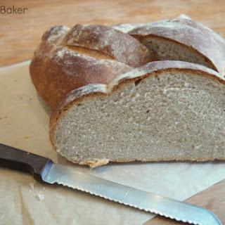 Whole-Wheat Boule