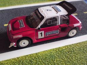 Photo: Matti Alamäki - Peugeot T16 4x4