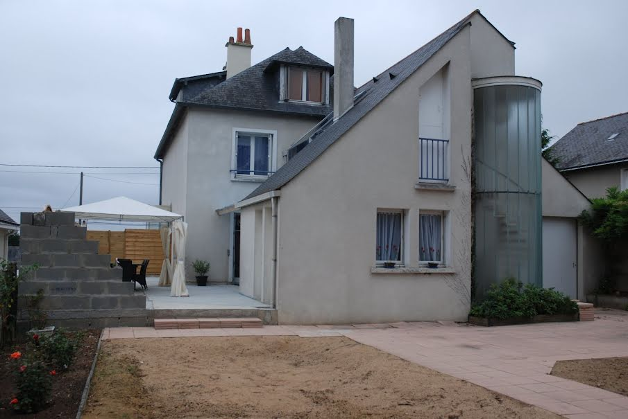 Vente maison 14 pièces 242 m² à Saumur (49400), 273 400 €