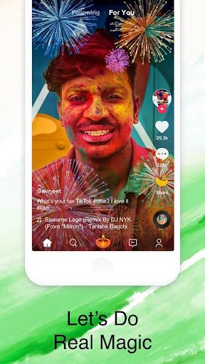 Changa Indian app screenshot 1