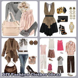 diy fashion clothes ideas screenshot thumbnail - Fashion Design Ideas