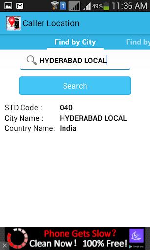 Mobile Number Caller Location screenshot 8