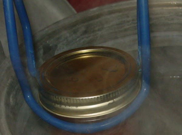 """Pack relish into jars leaving 1/2"""" headspace. wipe rims, place two piece lids. Process..."""