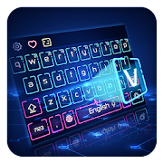 App Neon Keyboard Theme APK for Windows Phone