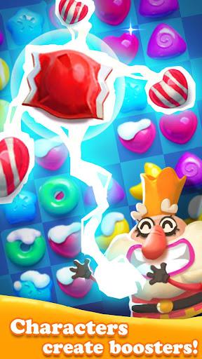 Crazy Candy Bomb - Sweet match 3 game apkdebit screenshots 8