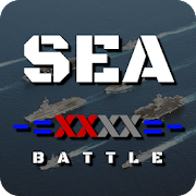 Sea Battle or Battleship - classic board game