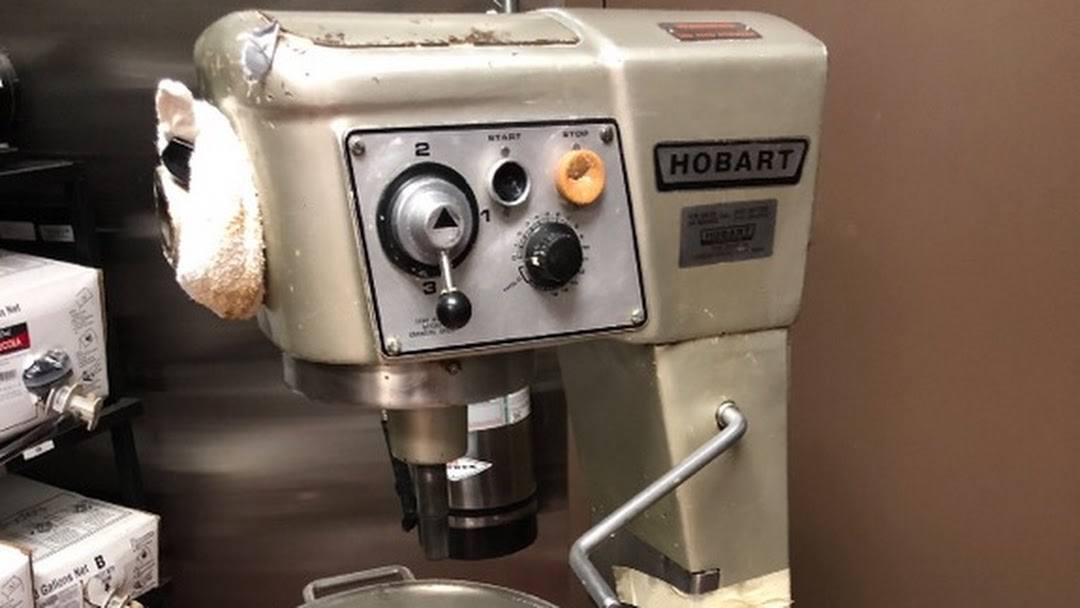 Dough mixer repair - Bakery Equipment in Anaheim