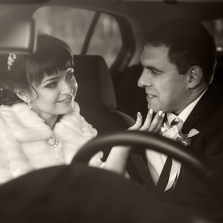 Wedding photographer Oleg Vetrov (VETR-OV). Photo of 17.01.2016