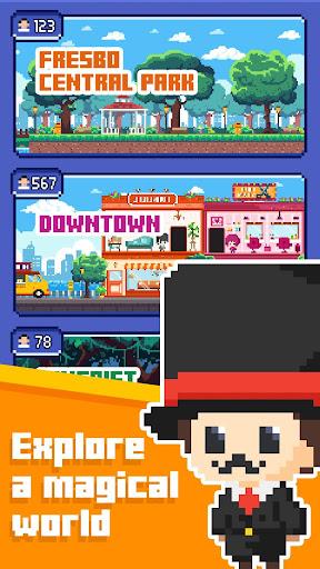 Télécharger Fresbo Pixel - Virtual World mod apk screenshots 2
