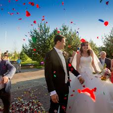 Wedding photographer Aleksandra Malysheva (Iskorka). Photo of 09.10.2017