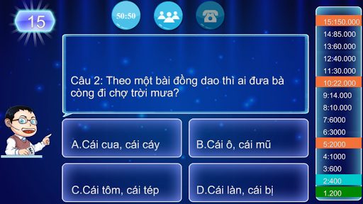 Triu1ec7u Phu00fa Mobi - Balo Cu00e2u u0110u1ed1 2.2 screenshots 7