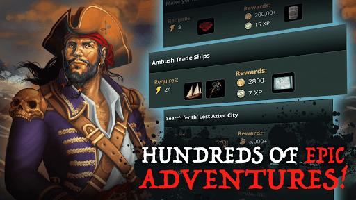 Pirate Clan: Treasure of the Seven Seas filehippodl screenshot 1