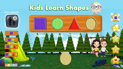 Kids Learn Shapes - Preschooler Education Game 1.0.20 screenshots 1