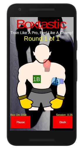 Boxtastic: Boxing Training Workouts (HIIT Coach) 5.02 screenshots 2