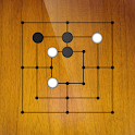 Mills   Nine Men's Morris - Free board game online icon