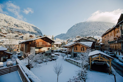 The Perfect Ski Retreat in the Heart of Town