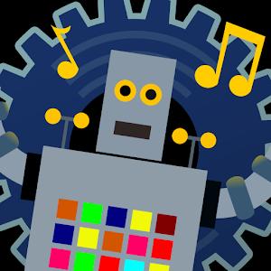 Robot Jam Party