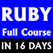 Learn Ruby Full Course