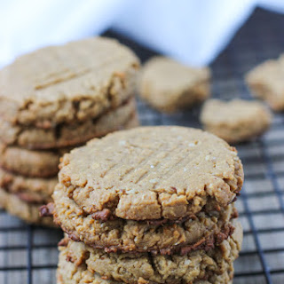 Healthy Sugar Free Peanut Butter Cookies Recipes.