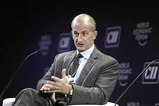 Upbeat: General Electric vice-chairman John Rice says demand for infrastructure in the Middle East and Africa is strong. Picture: BLOOMBERG