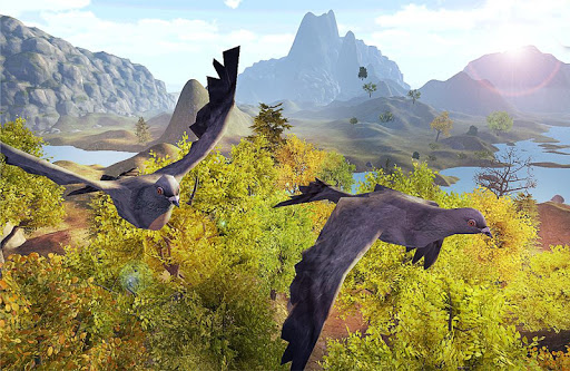鴿子飛模擬器