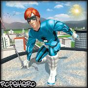 Police Rope Hero: Superhero Adventure