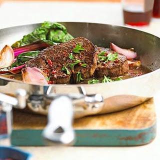 Bob Rae's Skillet Beef Tenderloin