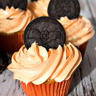 Halloween Snack Pack Pudding Cupcakes Recipe