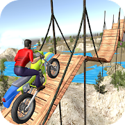 Bike Stunt Tricks Master - T.kn Free Games