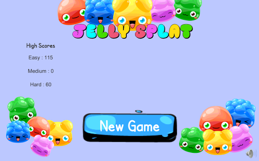Jelly Splat screenshot 1