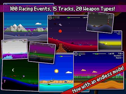 Pixel Boat Rush Screenshot 9